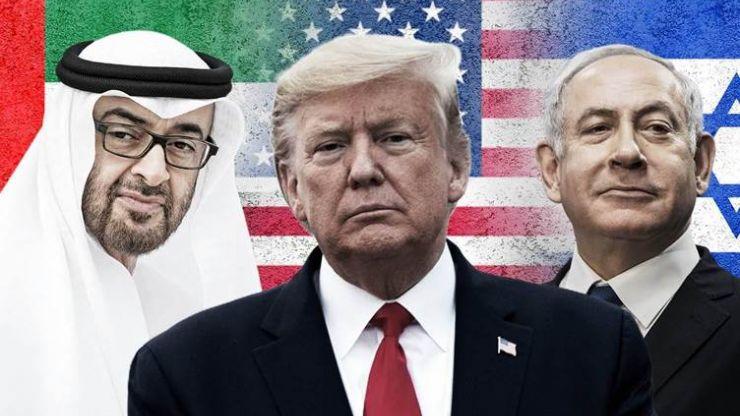 """الإمارات في حضن """"إسرائيل"""" ... شاهَتِ الْوُجُوهُ وَ عَمِيَتِ الْاَبْصار"""